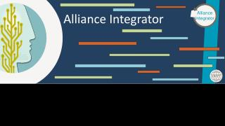Alliance Integrator