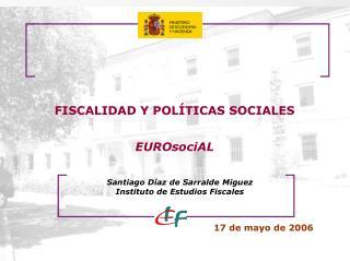 FISCALIDAD Y POLÍTICAS SOCIALES EUROsociAL