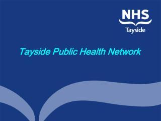 Tayside Public Health Network