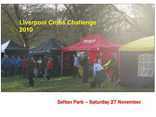 Sefton Park � Saturday 27 November