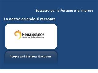 Successo per le Persone e le Imprese