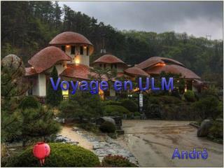 Voyage en ULM