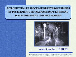 Vincent Rocher - CEREVE