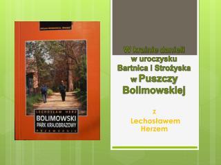 W krainie  danieli w uroczysku  Bartnica i Strożyska w  Puszczy Bolimowskiej