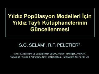 Yıldız Popülasyon Modelleri İçin Yıldız Tayfı Kütüphanelerinin Güncellenmesi