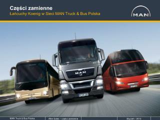 Części zamienne Łańcuchy Koenig w Sieci MAN Truck & Bus Polska
