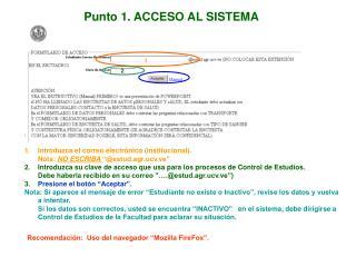 Acceso al proceso de Registro de Trabajo Social: