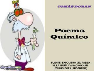 Poema Químico