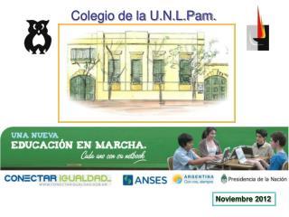 Colegio de la U.N.L.Pam.