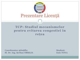 Prezentare Licență