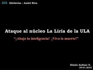 Edelweiss – André Rieu