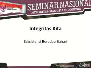 Integritas Kita