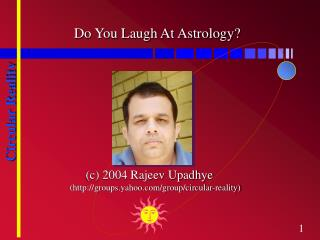 Do You Laugh At Astrology?