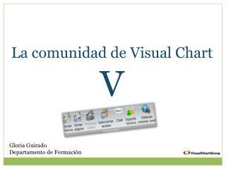 La comunidad de Visual Chart  V