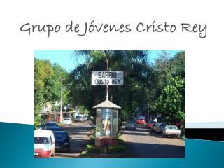 Grupo de J�venes Cristo Rey