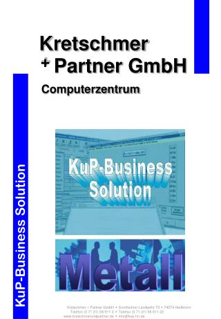 KuP-Business Solution