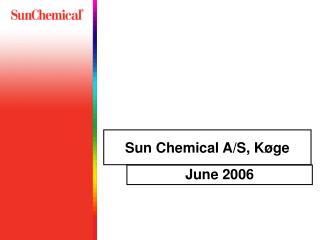 Sun Chemical A