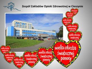 Zespół Zakładów Opieki Zdrowotnej w Cieszynie