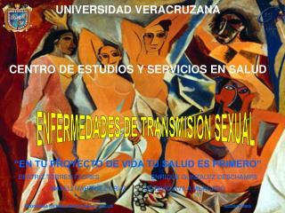 UNIVERSIDAD VERACRUZANA CENTRO DE ESTUDIOS Y SERVICIOS EN SALUD