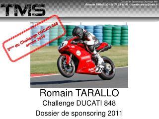 Romain TARALLO