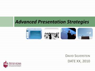 Advanced Presentation Strategies