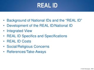 REAL ID