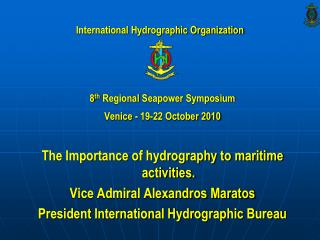 International Hydrographic Organization