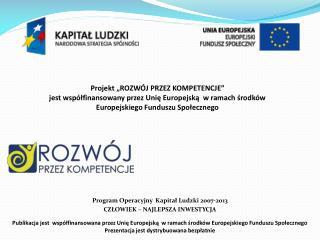 Nazwa szkoły: Gimnazjum im. Zjednoczonej Europy w Kobylnicy