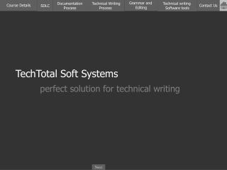 TechTotal Soft Systems
