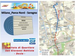 Milano_Parco  Nord - Seregno