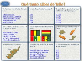 El Municipio  de Tello fue fundado por: Sebastián Cáceres Diego de Ospina y Medinilla