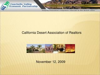 California Desert Association of Realtors