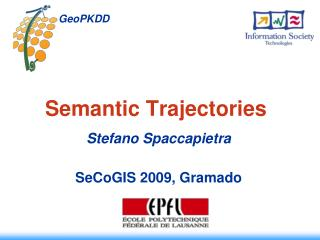 Semantic Trajectories