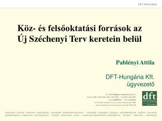 Köz- és felsőoktatási források az Új Széchenyi Terv keretein belül