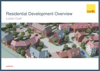Residential Development Overview