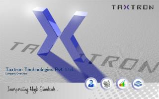 Taxtron  Technologies Pvt. Ltd.