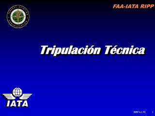 Tripulación Técnica
