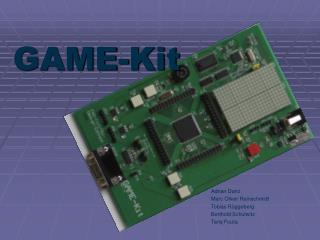GAME-Kit