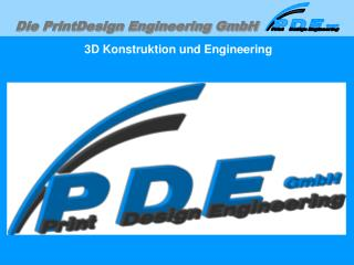 3D Konstruktion und Engineering