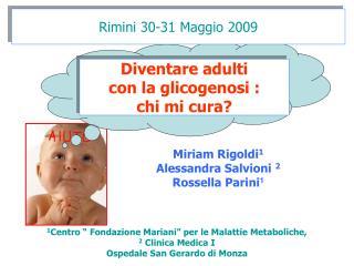 Rimini 30-31 Maggio 2009