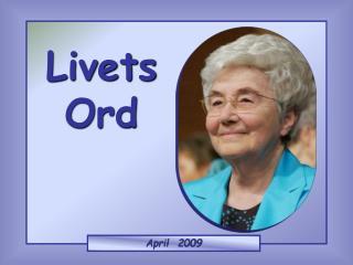 Livets Ord