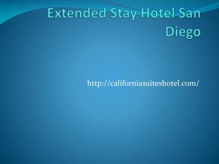 Clairemont Suites Hotel