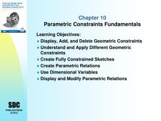 Chapter 10  Parametric Constraints Fundamentals