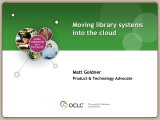 Moving library systems into the cloud