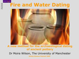 Fire and Water Dating