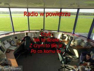 Radio w powietrzu