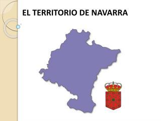 EL TERRITORIO DE NAVARRA