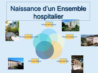 Naissance d'un Ensemble hospitalier