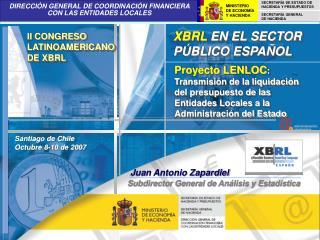 II CONGRESO LATINOAMERICANO DE XBRL
