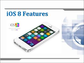 About  iOS 8